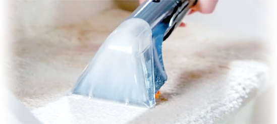 Removing Stains and Spills